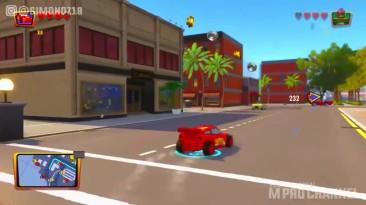 Эволюция игр CARS 2006 - 2018