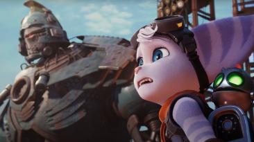 Эмбарго пало. Представлен новый игровой процесс Ratchet & Clank: Rift Apart