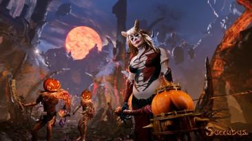 Хэллоуинское обновление для Succubus: Prologue