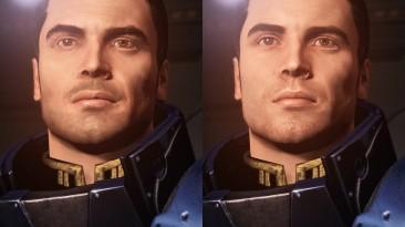 "Mass Effect 3 ""Kaidan Complexion Tweak"""