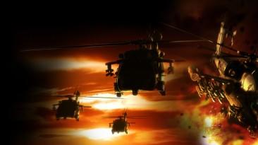 Ubisoft анонсировала вертолетный экшен Thunder Wolves для PC, PS3 и Xbox 360