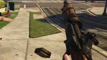 "GTA 5 ""Bioshock Infinite - Carbine Rifle"""