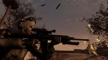 """Fallout 4 """"Современное огнестрельное оружие 2.6.8 + доп.моды"""