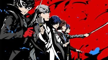 Слух: в разработке находится файтинг на основе Persona 5