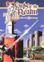 Обложка игры Lords of the Realm 3