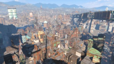 """Fallout 4 """"Парковки - под поселения! / To Park Is To Settle"""""""