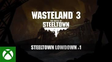 Разработчики Wasteland 3 подробно рассказали о выборе и последствиях в дополнении The Battle of Steeltown