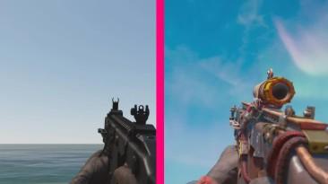 Far Cry New Dawn против Far Cry 4