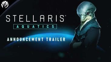 Анонсирован набор Aquatics Species Pack для Stellaris