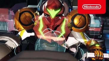 Новый трейлер Metroid Dread