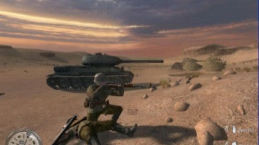 "Call of Duty 2 ""Альтернативный 1945.Красный шторм"""