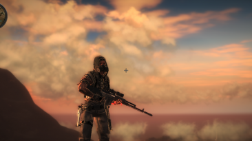 "Just Cause 2 ""aperture black version by_aleksroz_game (skin for player)"""