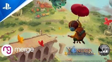 Yonder: The Cloud Catcher Chronicles стала доступна на PlayStation 5