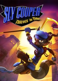 Обложка игры Sly Cooper: Thieves in Time