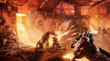 Новые трейлеры Necromunda: Hired Gun, демонстрирующие Лазган и бустер Силы