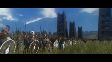 """Rome: Total War """"Обновленное вступительное видео"""""""