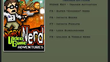 Angry Video Game Nerd Adventures: Трейнер/Trainer (+5) [1.0] {LinGon}