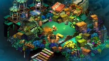 Bastion, наконец, появился на PS4