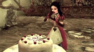 Alice: Madness Returns игроклип
