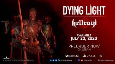 В Steam открылся предзаказ дополнения Hellraid для Dying Light за 359 рублей
