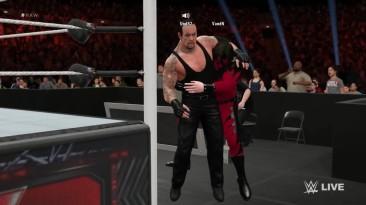 2K16 Online Random - Kane VS Undertaker