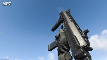 Call of Duty: Modern Warfare Перезарядка всего оружия в Slow-mo