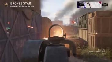 Слепой геймер набил более семи тысяч фрагов в Call of Duty: WWII
