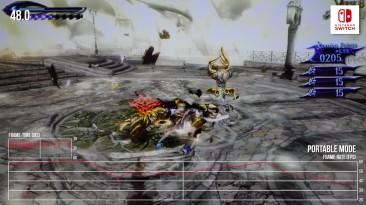 Bayonetta 2 на Switch Первый взгляд: Улучшенная Wii U версия!