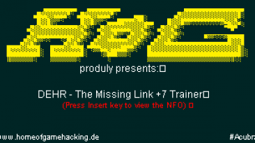 Deus Ex: The Human Revolution: The Missing Link: Трейнер / Trainer (+7) [1.0.62.9]