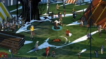IGN: первые 25 минут The Banner Saga 2