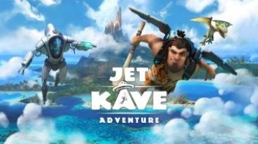 Свежий геймплей Jet Kave Adventure