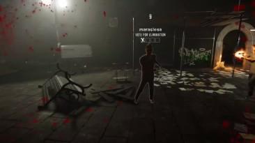 Геймплейный трейлер хоррора Deceit