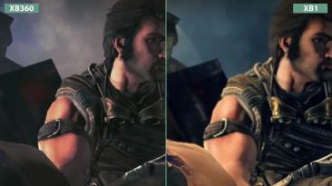Bulletstorm - Сравнение Original on Xbox 360 vs. Xbox One Remaster Full Clip Edition(Candyland)