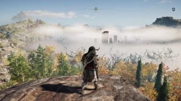 Assassin's Creed: Odyssey - Медуза-Горгона! Большая тайна Медузы: Каменные статуи