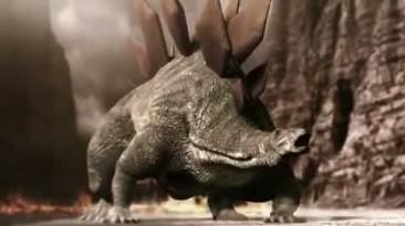 """Battle of Giants: Dinosaur Strike """"Дебютный трейлер"""""""