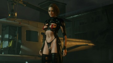 "Resident Evil 3 ""Джилл Восставшая из ада"""