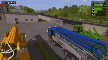 """Construction Simulator 15 """"Работа на разрыв _ ч40 """""""