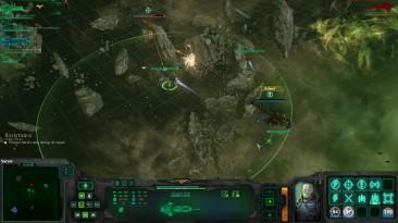 """Battlefleet Gothic Armada """"прохождение на русском Защита Инквизитора глава 01-1 обзор"""""""