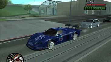 "Grand Theft Auto: San Andreas ""Maserati MC 12 GTrace"""