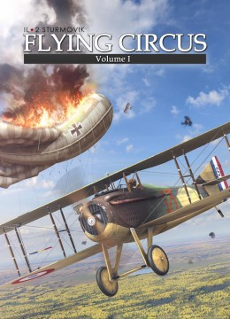 IL-2 Sturmovik: Flying Circus - Volume I