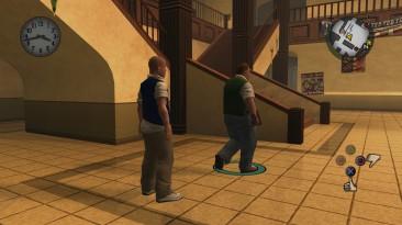 "Bully: Scholarship Edition ""PlayStation кнопки вместо XBox 360."""