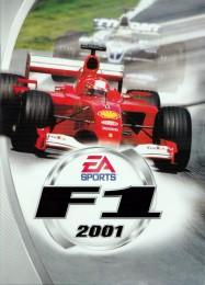 Обложка игры F1 2001