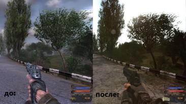 "S.T.A.L.K.E.R.: Shadow of Chernobyl ""Реалистичное оружие v1.0"""