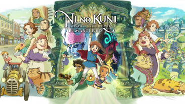 Состоялся выход игры Ni no Kuni Wrath of the White Witch Remastered