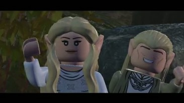 LEGO The Lord of the Rings - Дневник разработчиков: The Fellowship Rises