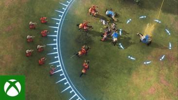 Новый геймплейный трейлер Age of Empires 4 с демонстрацией Священной Римской империи и кампании за Русь
