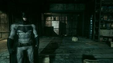 "Batman Arkham Knight ""Коррекция Цветов"""
