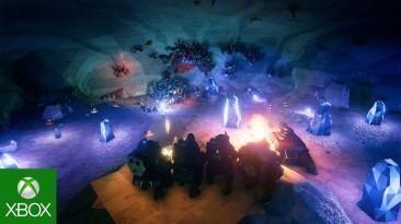 Продемонстрирован кооперативный экшен с процедурной генерацией окружения - Deep Rock Galactic