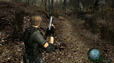 "Resident Evil 4 ""Leon в Бронежилете для Re4 UHD"""