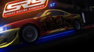 "Street Racing Syndicate ""графический мод """